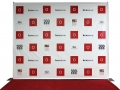 10 foot tall step and repeat banner
